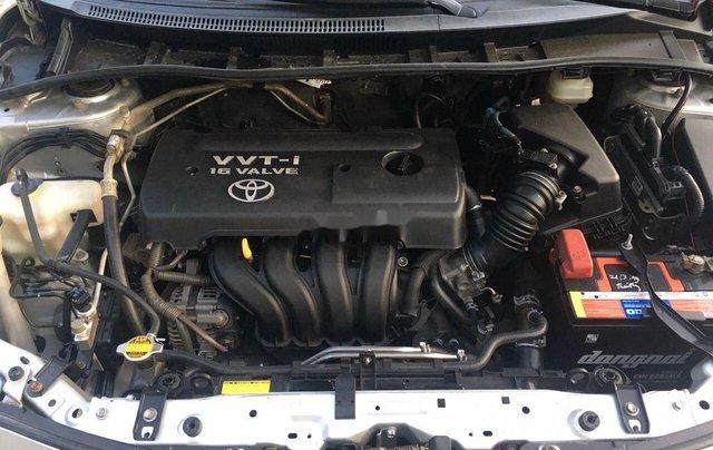 Bán xe Toyota Corolla Altis đời 2009, màu bạc, nhập khẩu 2