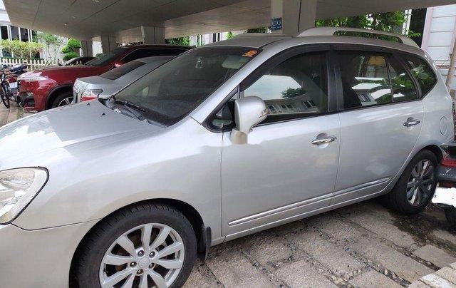 Chính chủ bán lại xe Kia Carens 2011, màu bạc, nhập khẩu3