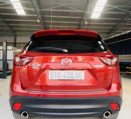 Bán gấp với giá thấp chiếc Mazda 5 năm sản xuất 2017, màu đỏ, giá tốt2