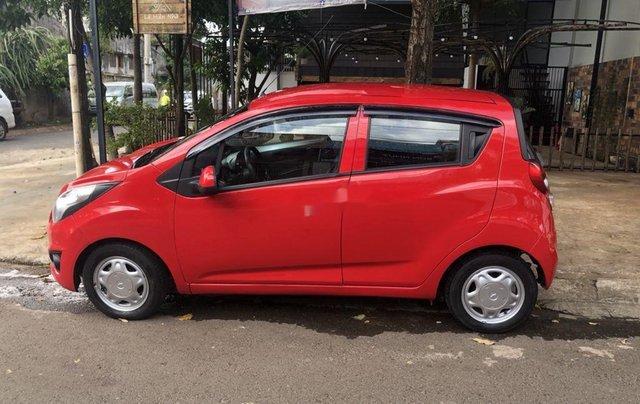 Bán ô tô Chevrolet Spark đời 2016, màu đỏ, nhập khẩu nguyên chiếc 2