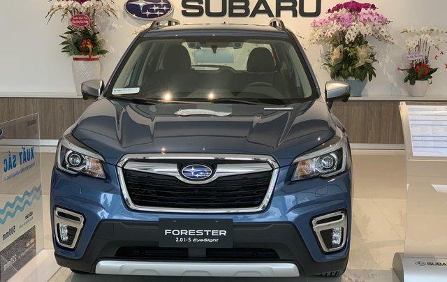 Bán Subaru Forester Eyesight sản xuất năm 2019, giao nhanh 4