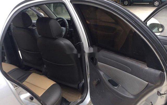 Cần bán xe Daewoo Lanos 2003, màu bạc xe gia đình5