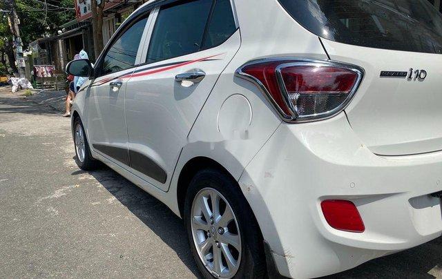 Cần bán xe Hyundai Grand i10 năm 2016, màu trắng, nhập khẩu, giá chỉ 350 triệu2