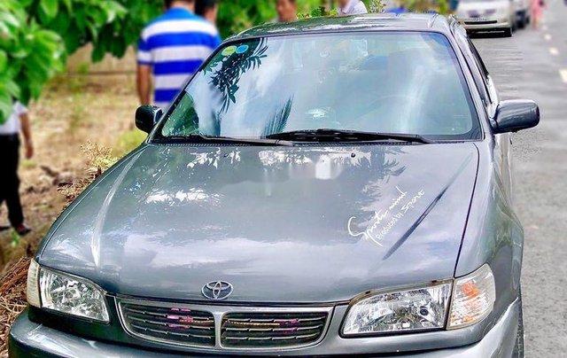 Cần bán Toyota Corolla năm sản xuất 2004, màu xám, xe nhập 5