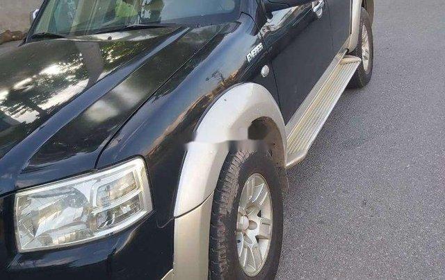 Cần bán Ford Everest đời 2008, số sàn, máy dầu3