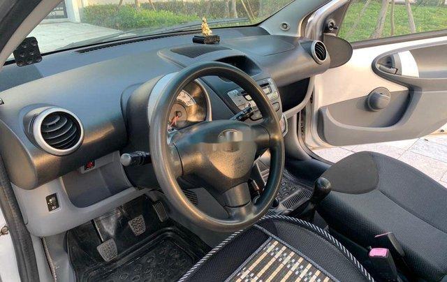 Bán Toyota Aygo sản xuất 2008, màu bạc, nhập khẩu nguyên chiếc, số sàn2