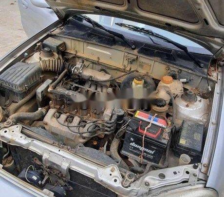 Cần bán xe Daewoo Lanos 2003, màu bạc xe gia đình6