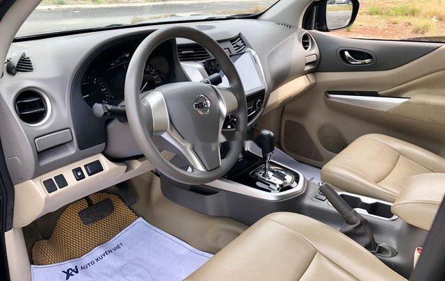 Bán Nissan Navara sản xuất năm 2018, màu xanh lam, nhập khẩu 8