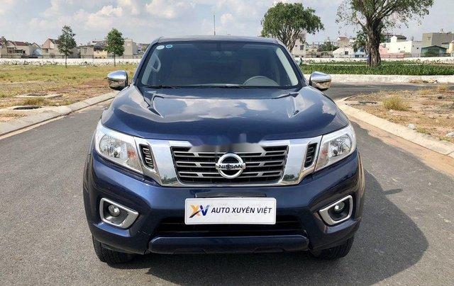 Bán Nissan Navara sản xuất năm 2018, màu xanh lam, nhập khẩu 1