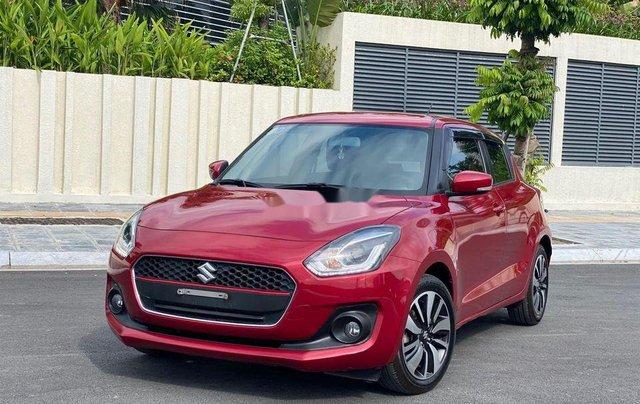 Cần bán xe Suzuki Swift GLX 1.2CVT đời 2019, màu đỏ, nhập khẩu nguyên chiếc1