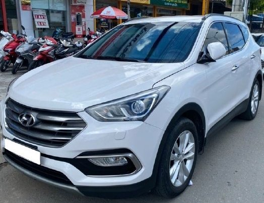 Bán gấp chiếc Hyundai Santa Fe năm sản xuất 2019, xe còn mới, giá ưu đãi0