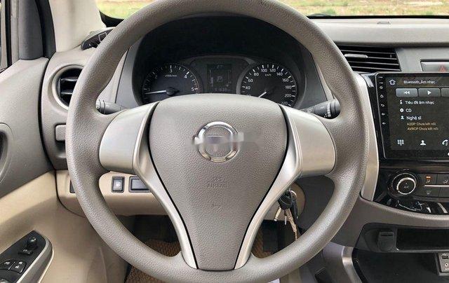Bán Nissan Navara sản xuất năm 2018, màu xanh lam, nhập khẩu 9
