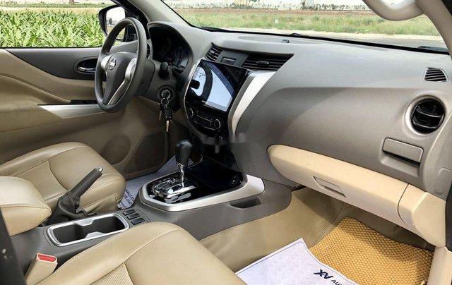 Bán Nissan Navara sản xuất năm 2018, màu xanh lam, nhập khẩu 7
