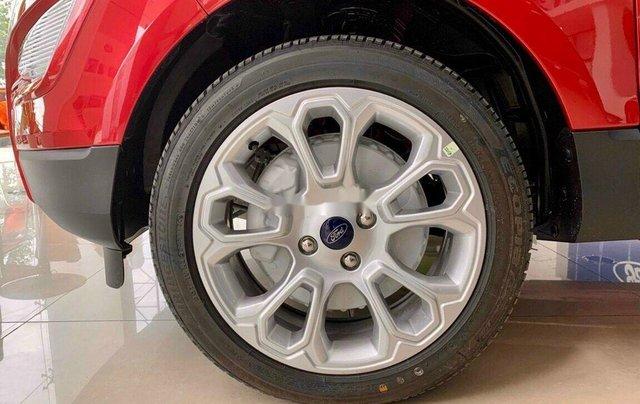 Bán ô tô Ford EcoSport 2020, màu đỏ, giá chỉ từ 616tr9