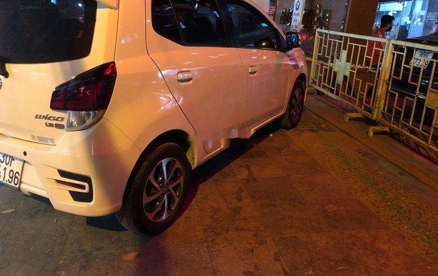 Bán xe Toyota Wigo đời 2018, màu trắng, nhập khẩu nguyên chiếc, 296 triệu5