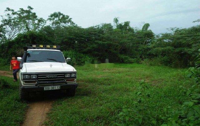 Cần bán Toyota Land Cruiser đời 1992, màu trắng, xe nhập còn mới, 108tr1