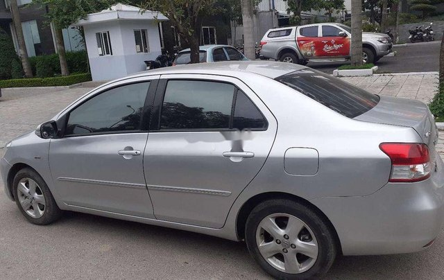 Bán ô tô Toyota Vios đời 2009, màu bạc 3