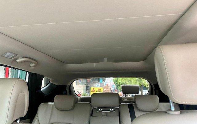 Bán Hyundai Santa Fe năm sản xuất 2018, màu trắng, giá tốt7