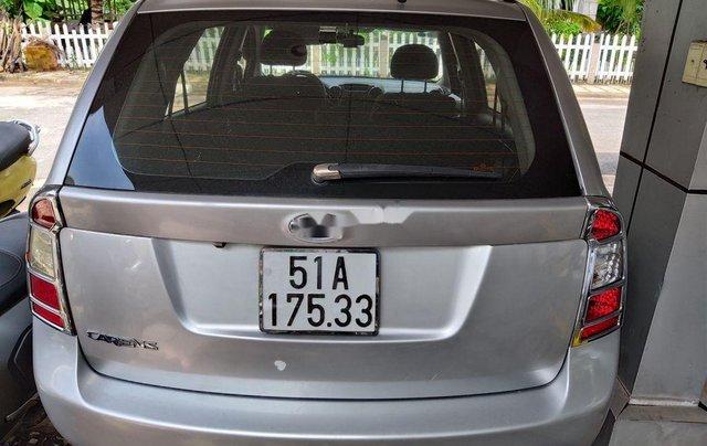 Chính chủ bán lại xe Kia Carens 2011, màu bạc, nhập khẩu0