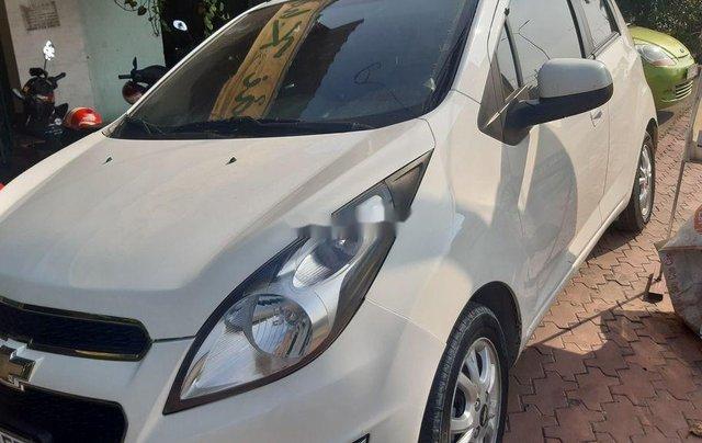 Chính chủ bán Chevrolet Spark đời 2015, màu trắng, giá chỉ 209 triệu2