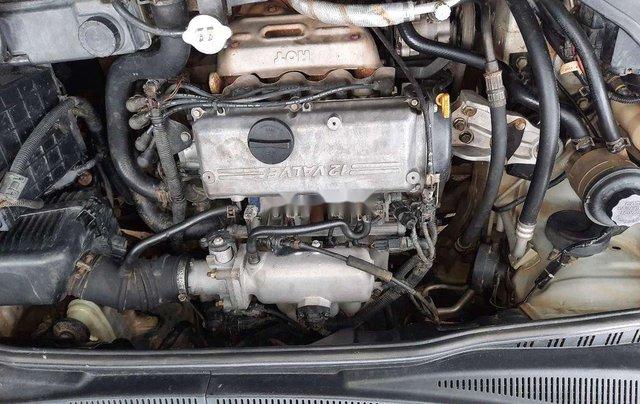 Bán Hyundai Getz năm sản xuất 2008, màu bạc, nhập khẩu3