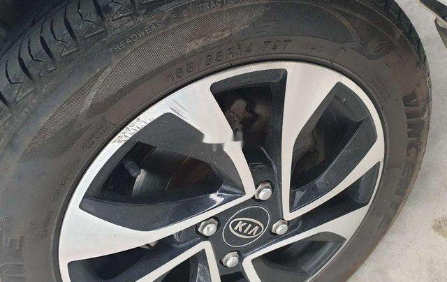 Cần bán Kia Morning sản xuất 2011, màu bạc, xe nhập 6