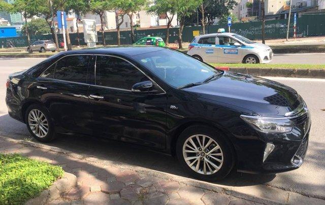 Bán xe Toyota Camry sản xuất năm 2018, màu nâu, nhập khẩu nguyên chiếc3