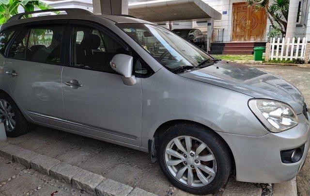 Chính chủ bán lại xe Kia Carens 2011, màu bạc, nhập khẩu1