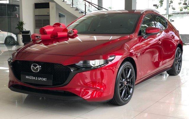 Bán ô tô Mazda 3 năm 2020, màu đỏ0