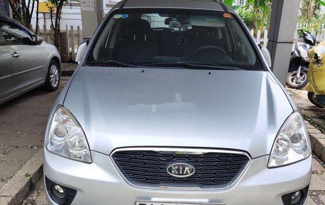 Chính chủ bán lại xe Kia Carens 2011, màu bạc, nhập khẩu2