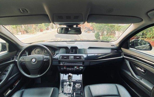 Bán BMW 520i sản xuất 2012, màu đen, nhập khẩu 8