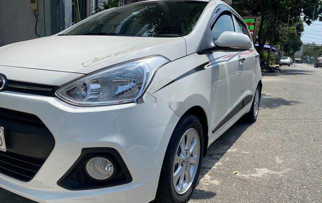 Cần bán xe Hyundai Grand i10 năm 2016, màu trắng, nhập khẩu, giá chỉ 350 triệu1