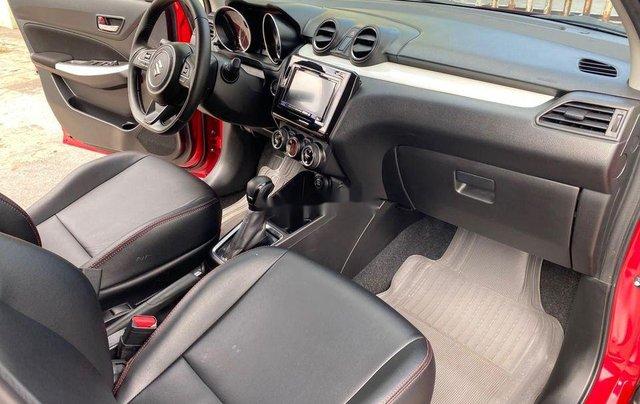 Cần bán xe Suzuki Swift GLX 1.2CVT đời 2019, màu đỏ, nhập khẩu nguyên chiếc7