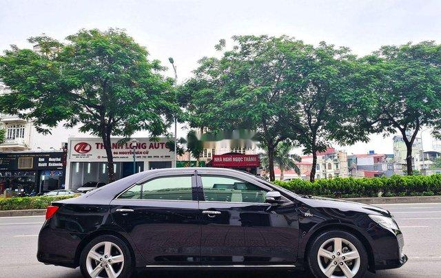 Cần bán Toyota Camry 2.5Q đời 2014, màu đen4