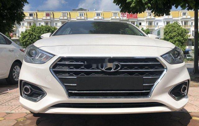 Cần bán xe Hyundai Accent đời 2020, màu trắng0