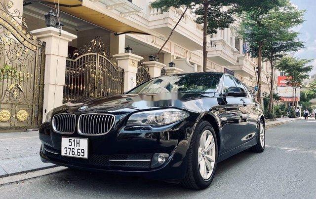 Bán BMW 520i sản xuất 2012, màu đen, nhập khẩu 11