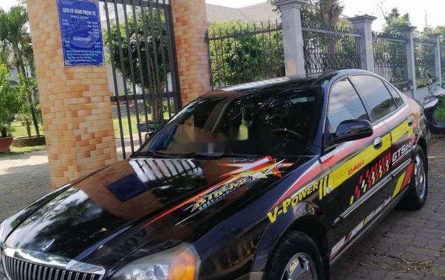 Bán xe Daewoo Magnus năm sản xuất 2004, màu đen, nhập khẩu, 145 triệu4