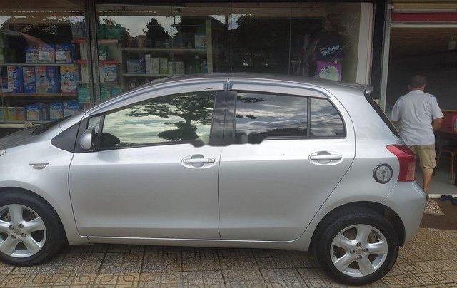 Cần bán xe Toyota Yaris đời 2008, màu bạc, xe nhập, 280 triệu0