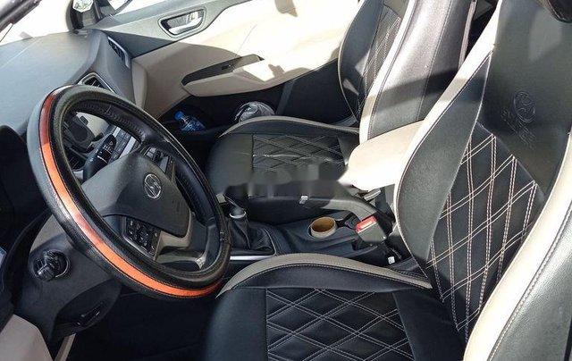 Cần bán Hyundai Accent năm 2018, màu trắng số sàn, giá 395tr2