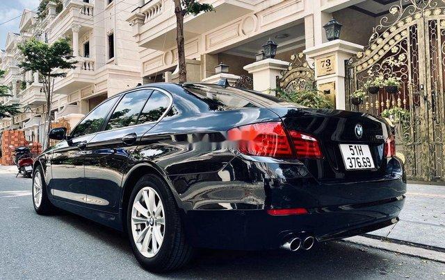 Bán BMW 520i sản xuất 2012, màu đen, nhập khẩu 5