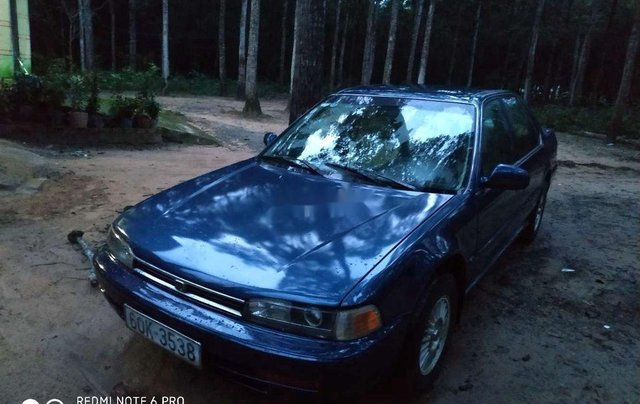 Cần bán xe Honda Accord 1992 Số sàn sản xuất 1992, xe nhập, giá 80tr1