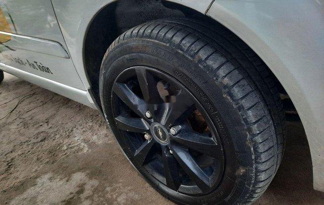 Cần bán lại xe Chevrolet Spark năm 2013, màu bạc, giá chỉ 125 triệu4