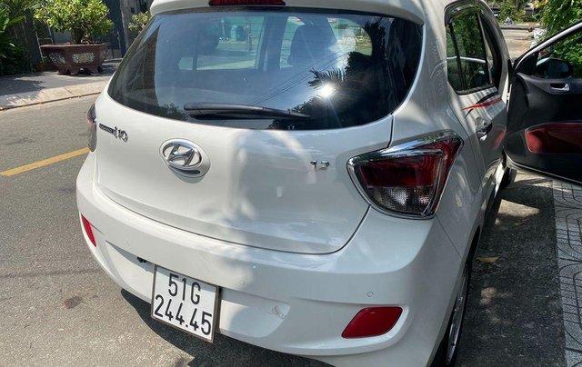 Cần bán xe Hyundai Grand i10 năm 2016, màu trắng, nhập khẩu, giá chỉ 350 triệu3