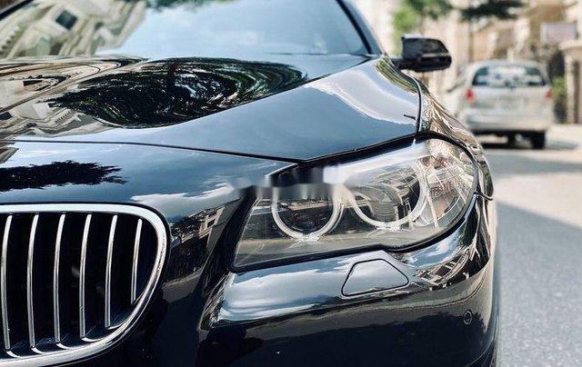 Bán BMW 520i sản xuất 2012, màu đen, nhập khẩu 1