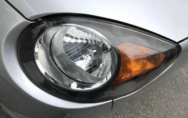 Bán Kia Morning sản xuất năm 2010, màu bạc, nhập khẩu, bản SLX5