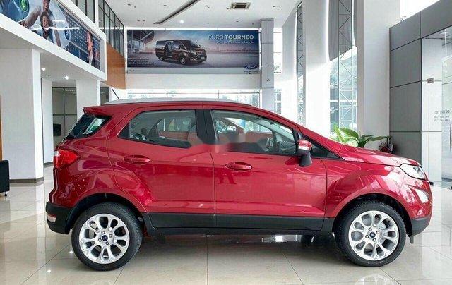 Bán ô tô Ford EcoSport 2020, màu đỏ, giá chỉ từ 616tr3