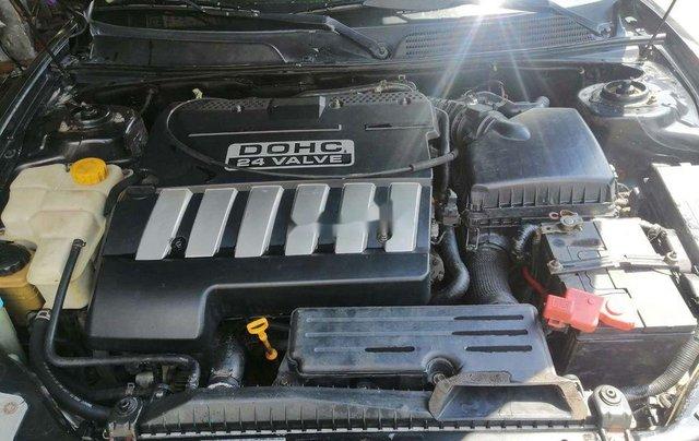 Bán xe Daewoo Magnus năm sản xuất 2004, màu đen, nhập khẩu, 145 triệu3