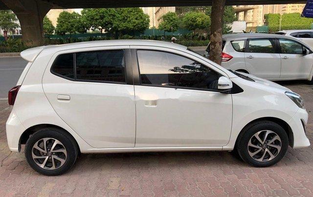 Bán xe Toyota Wigo đời 2018, màu trắng, nhập khẩu nguyên chiếc, 296 triệu0