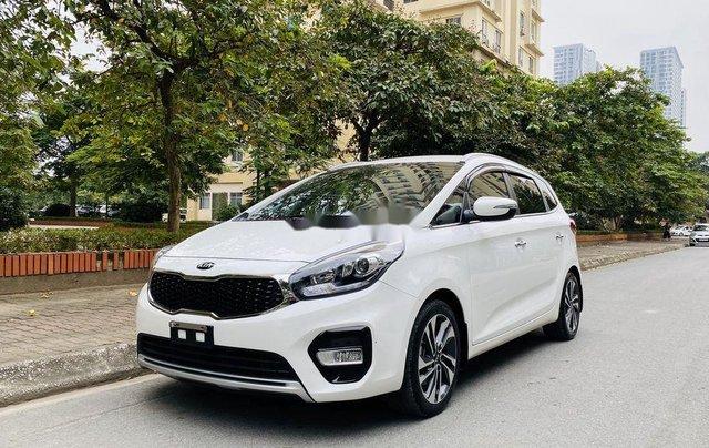 Bán xe Kia Rondo năm sản xuất 2018, màu trắng như mới1