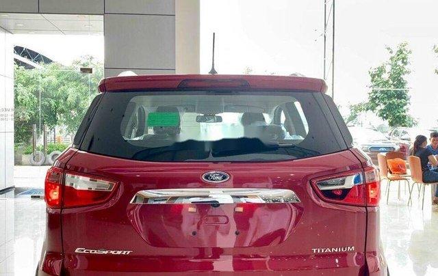 Bán ô tô Ford EcoSport 2020, màu đỏ, giá chỉ từ 616tr11